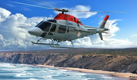 Portugal encomenda cinco AW119Kx